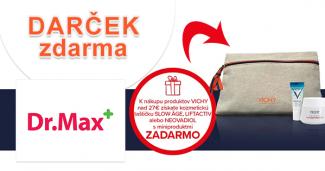 Kozmetická taštička k produktom Vichy na DrMax.sk