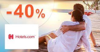 Krátkodobé pobyty až do -40% zľavy na Hotels.com