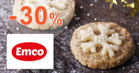 Akcia na sušienky až -30% zľavy na Emco.sk