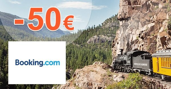 Extra zľava -50€ na ubytovanie na Booking.com