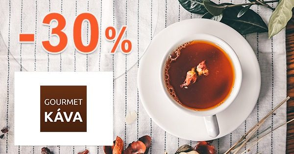 Kvalitné sypané čaje až -30% na GourmetKava.sk