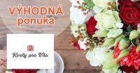 Rýchle doručenie do 1-2 hodín na KvetyPreVas.sk