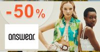 LETNÝ VÝPREDAJ → AŽ -50% ZĽAVY na Answear.sk