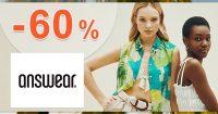 LETNÝ VÝPREDAJ → AŽ -60% ZĽAVY na Answear.sk