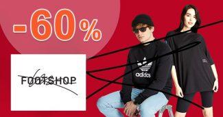 LETNÝ VÝPREDAJ → AŽ -60% ZĽAVY z FootShop.sk