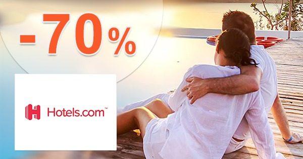Last minute ponuky až do -70% zľavy na Hotels.com