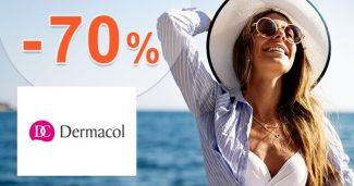 Letné zľavy -30% až -70% k nákupu na Dermacol.sk