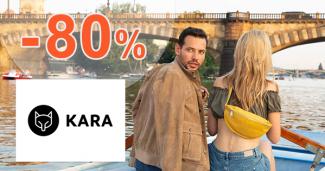 Letné zľavy až -80% na KaraTrutnov.sk