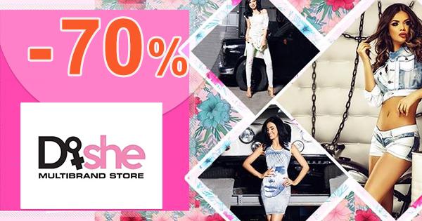 900a57aa9913 Mega výpredaj oblečenia až -70% na Dishe.sk