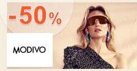 Letný výpredaj až do -50% zľavy na Modivo.sk