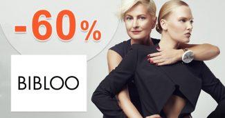 Letný výpredaj so zľavami až do -60% na Bibloo.sk