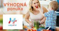Top zľavy a akcie na vybraný tovar na Lieky24.sk