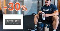 Akcia -30% na všetky produkty na Nutraceutics.sk