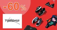 Limitované edície obuvi až -60% na FootShop