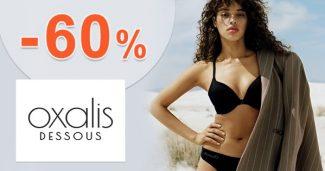 Francúzska bielizeň až -60% na OxalisDessous.sk