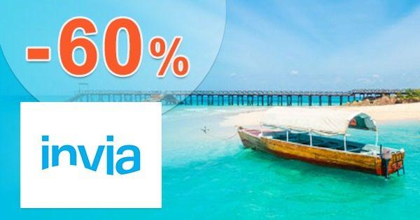 Zájazdy, dovolenky a pobyty až do -60% na Invia.sk