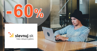 Elektronika v akcií až -60% zľavy na Slevnuj.sk