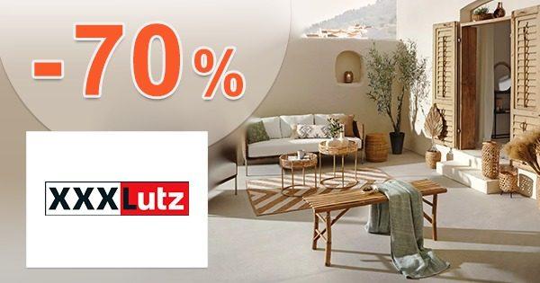 MRAZIVÝ VÝPREDAJ → AŽ -70% na XXXLutz.sk