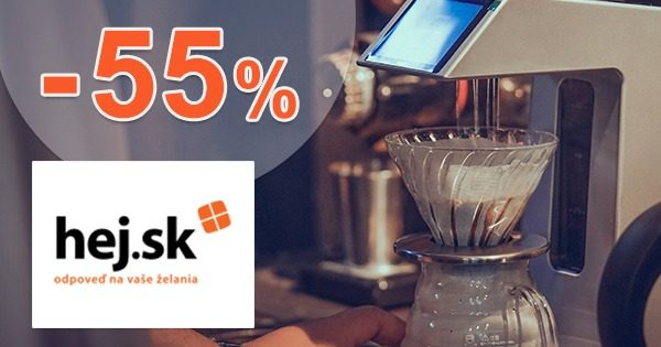 Malé domáce spotrebiče až 55% na Hej.sk