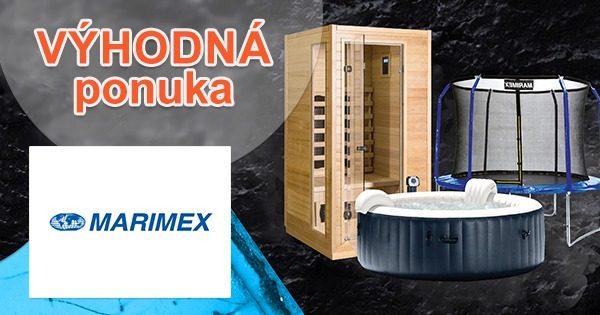 Výpredaj na vybraný sortiment na Marimex.sk
