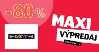 Maxi VÝPREDAJ až -80% ZĽAVY a akcie na Datart.sk