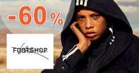 Medzisezónny VÝPREDAJ až -60% na FootShop