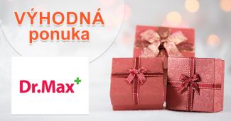 Centrum Vianočné balenie 100+30 na DrMax.sk