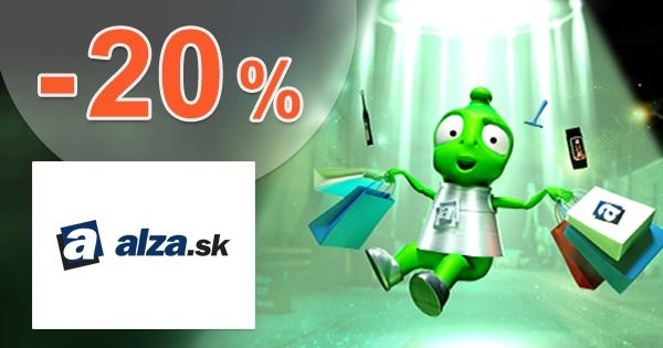 Mimozemské nákupy až do -20% ZĽAVA na Alza.sk