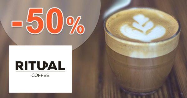 Mlynčeky a kávovary až do -50% na RitualCoffee.eu