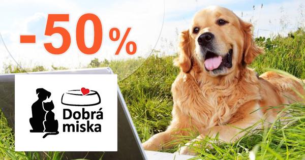 Množstevné zľavy až -50% na Dobra-miska.sk