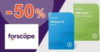 Výhodné balíčky až do -50% zľavy na Forscope.sk