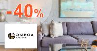 Nábytok do obývačky až -40% na Omega-nabytok.sk