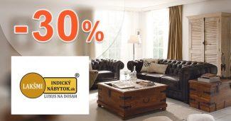 Kancelársky nábytok až -30% na IndickyNabytok.sk