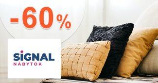 Kancelársky nábytok až -60% na SIGNAL-nabytok.sk