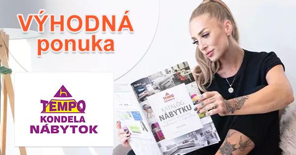 Vrátenie tovaru do 60 dní na TempoNabytok.sk