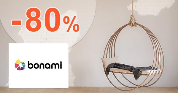 Nabitý výpredaj až -80% zľavy na Bonami.sk