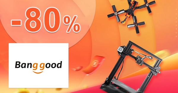 Outlet sortiment v akcii až -80% na BangGood.com