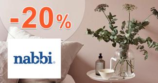 Nočné stolíky v akcii až -20% zľavy na Nabbi.sk