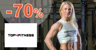 Fitness vybavenie až -70% zľavy na Top4fitness.sk