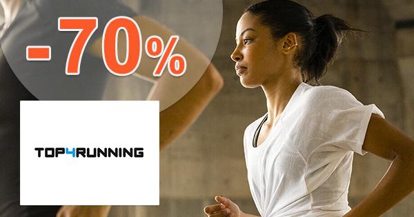 Bežecké oblečenie až -70% zľavy na Top4running.sk