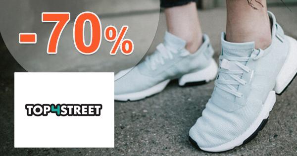 Výpredaj na tenisky až -70% zľavy na Top4street.sk