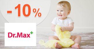 Nutrilon Profutura -10% zľava na DrMax.sk