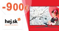 OLED televízory so zľavami až do -900€ na Hej.sk