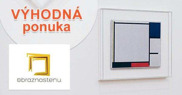 Obrazy na plátne v zľave na ObrazNaStenu.sk