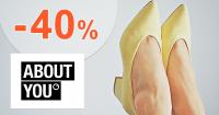 Obuv pre ženy až -40% zľavy na AboutYou.sk