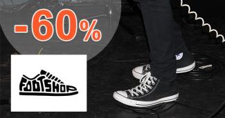 Obuv pre mládež 8-15 rokov až -60% na FootShop.sk