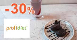Ochutnávky fit jedál až -30% zľavy na ProfiDiet.net