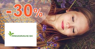 EKO domácnosť až -30% zľavy na PreZdravie.sk