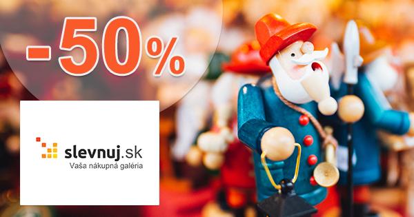 Detský tovar až -50% zľavy na Slevnuj.sk