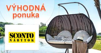Výhodné ceny pre členov Sconto Club na Sconto.sk